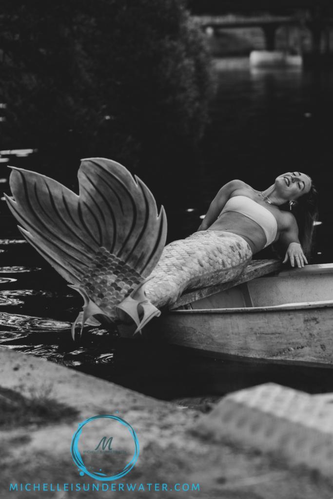Michelle The Underwater Adventurer